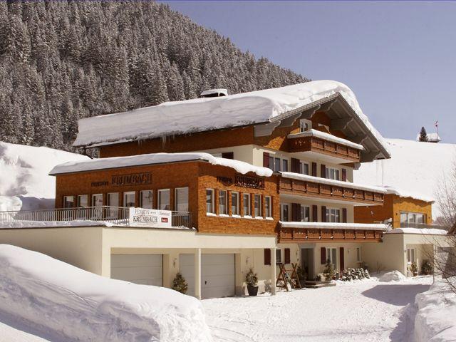 Hotel Pension Krumbach Damuls