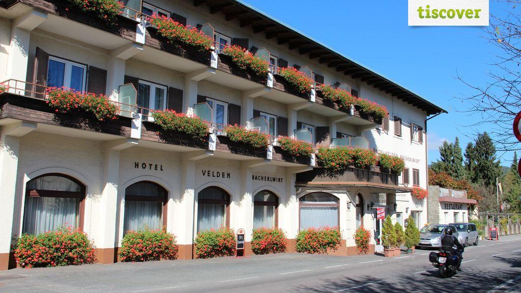 Hotel Velden Bacherlwirt Velden Am W 246 Rthersee 3 Sterne